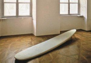 marco papa bianca tavola da onda rondinella
