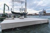 MARCO PAPA Varo Meta Gondola Fisica Redentore Venezia